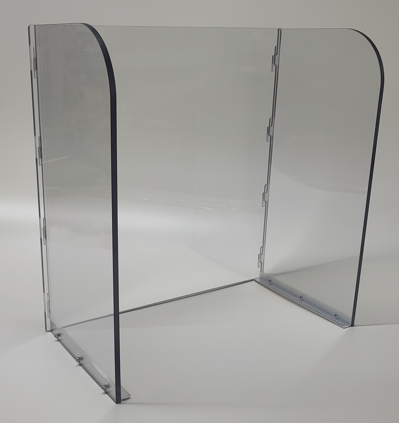 "3/8"" Counter Top Shield Barrier"