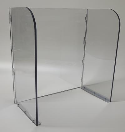 Countertop Shield Barrier - Custom Sized